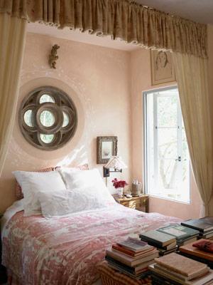 Những căn phòng màu hồng đẹp khó cưỡng