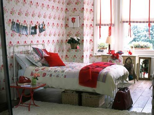 Căn phòng ngọt lịm vị yêu
