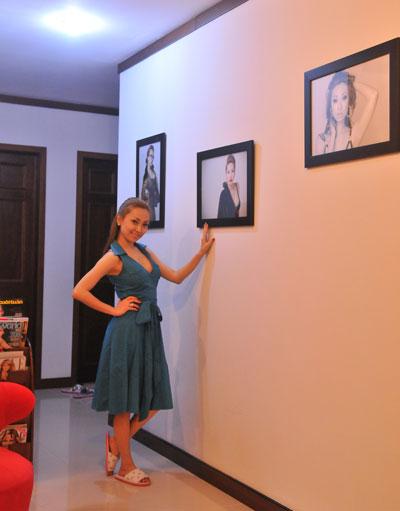 Không gian thời trang của Như Ý