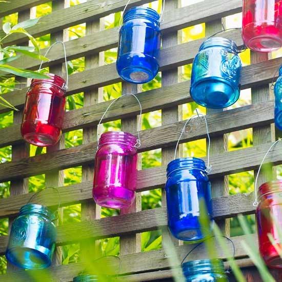 Những ý tưởng độc đáo làm đẹp patio nhà bạn