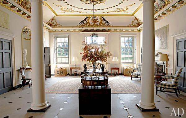 Ngắm biệt thự sang trọng lớn nhất Vương quốc Anh của Thái tử Charles