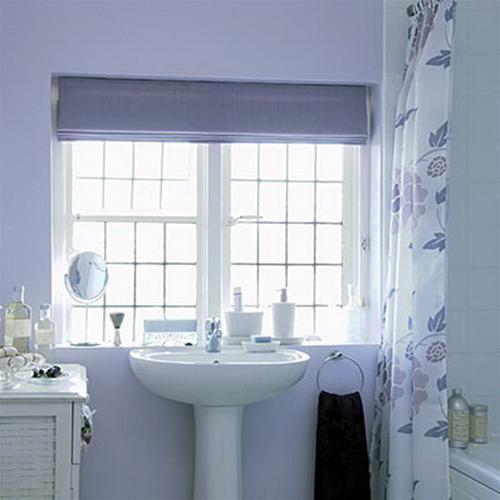 Đón năm mới từ... phòng tắm