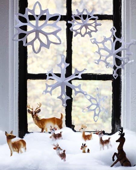 Giáng sinh trước thềm nhà