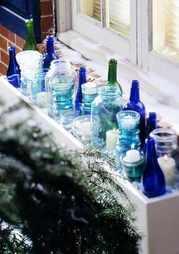 Thiết kế ngoại thất đón Giáng Sinh