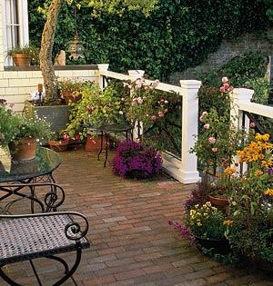 Thêm nét lãng mạn cho vườn nhà