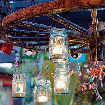 Đèn cho vườn yêu