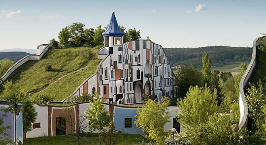 Khách sạn độc đáo như trong phim hoạt hình
