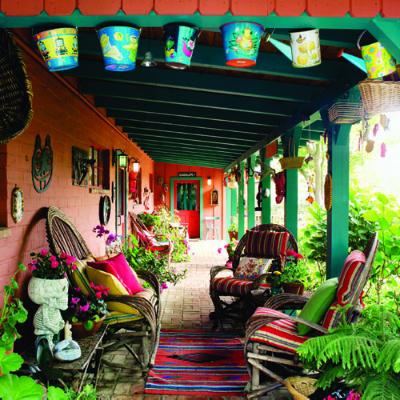 Ý tưởng thiết kế hoàn hảo cho patio nhà bạn
