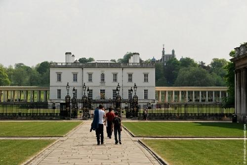 Ngắm kiến trúc Hoàng gia Anh đáng ngưỡng mộ