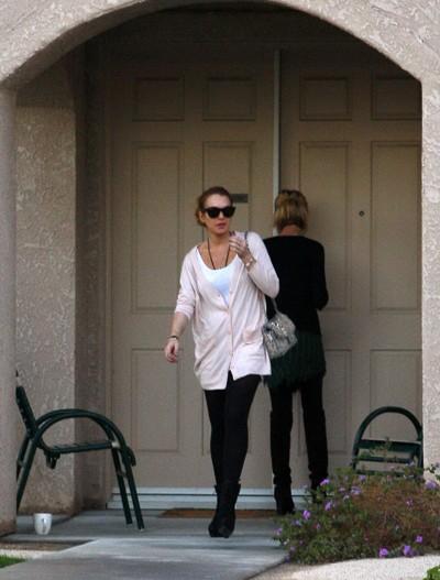 Biệt thự lộng lẫy của Lindsay Lohan