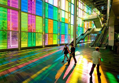 Những kiệt tác kiến trúc dưới ánh hoàng hôn