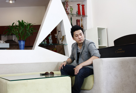Khám phá bí mật trong ngôi nhà của Lam Trường