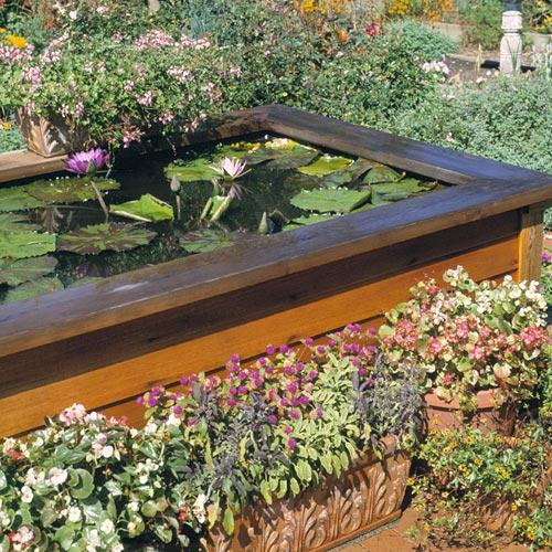 Mang nước về vườn, mang lộc vào nhà