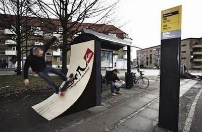 Những nhà chờ xe buýt ấn tượng nhất trên thế giới