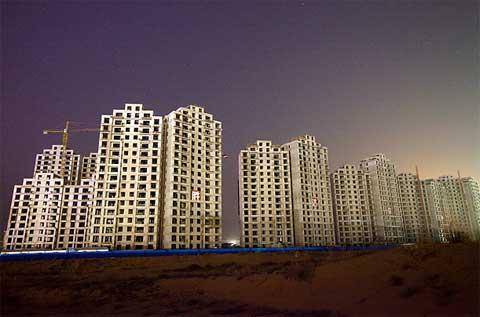 Thành phố ma hiện đại bậc nhất Trung Quốc