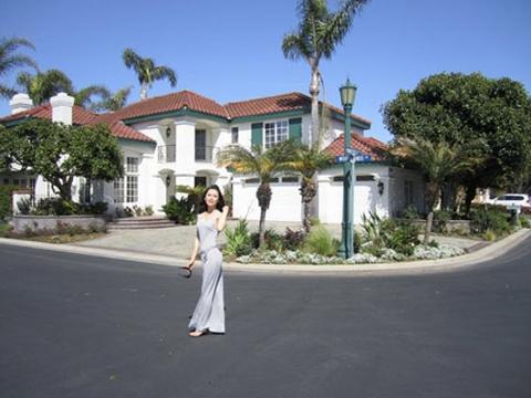 Ngắm nhà hơn 3 triệu USD của Á hậu Thái Như Ngọc