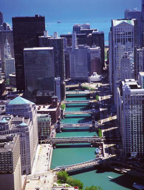 Chicago - thành phố của gió và những tòa nhà chọc trời