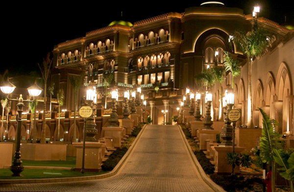 Emirates Palace,