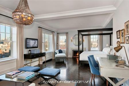 Căn hộ triệu đô của Jennifer Aniston ở New York