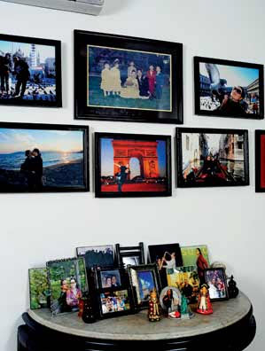 Nhà vừa to vừa đẹp của nghệ sỹ Trần Mạnh Tuấn