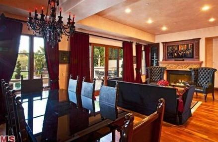 Ngôi nhà thênh thang của Avril Lavigne
