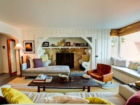 Ngôi nhà đẹp của Charlize Theron ở Malibu