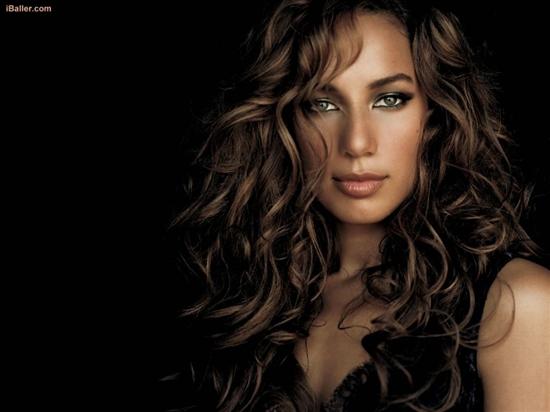 Không gian lãng mạn của nữ ca sĩ Leona Lewis