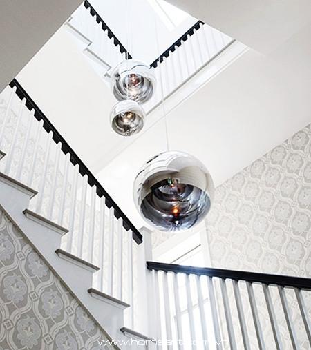 Nội thất biệt thự trắng của Gwyneth Paltrows