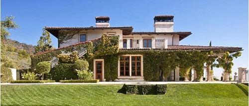 Ngôi nhà hạnh phúc của siêu mẫu Heidi Klum và ca sĩ Seal