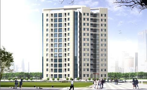 Mở bán 9 căn hộ chung cư Khánh Hội 3 với giá từ 27,2 triệu đồng