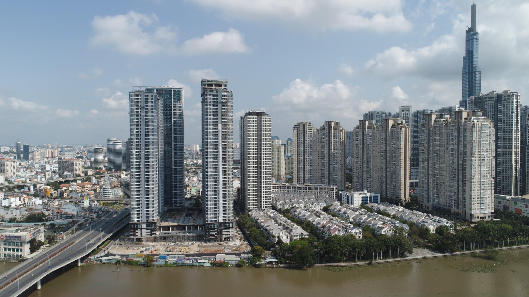 Dự án căn hộ Sunwah Pearl Nguyễn Hữu Cảnh