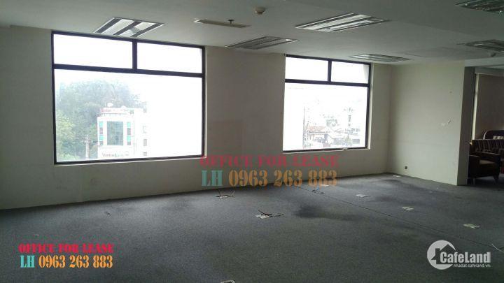 Văn phòng cho thuê giá tốt Phú Nhuận, mặt tiền Nguyễn Văn Trỗi. DT 325m2, LH 0963263883