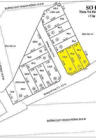 Chính chủ mở bán đất phân lô xã Vĩnh Trung, gần KĐT, siêu thị, bến xe, trường học, giá F1