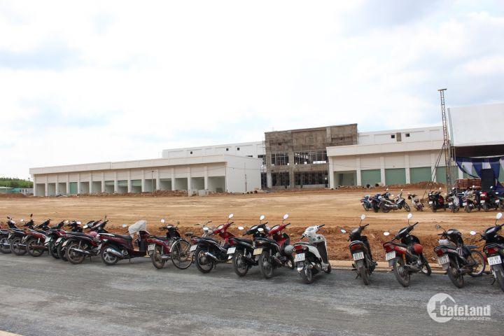 Mở bán đất nền sân bay Long Thành, giá chỉ từ 450tr, mặt tiền đường 60m, liền kề KDL Giang Điền