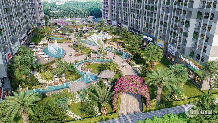 Kết quả hình ảnh cho vị trí dự án imperia sky garden và dự án hinode city