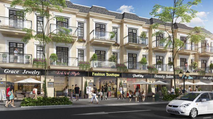 Cần bán nhà phố thương mại 3 tầng trung tâm Quận Liên Chiểu gần các trường đại học TP Đà Nẵng