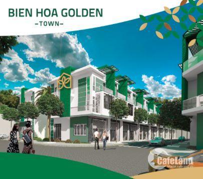 Biên Hòa GOLDEN TOWN - Dự án đất nền lý tưởng cho việc