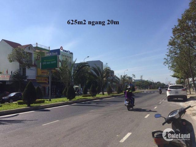 Chuyển về quê nên bán gấp 625m2 mặt tiền đường Nguyễn Hữu Thọ chỉ 7,9 tỷ
