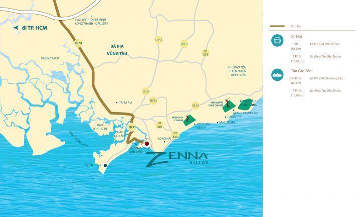 Biệt thự nghỉ dưỡng đẹp nhất Vũng Tàu Zenna Villas SHR, được sở hữu vĩnh viễn chính thức mở bán. Gọi ngay: 090907.86.22