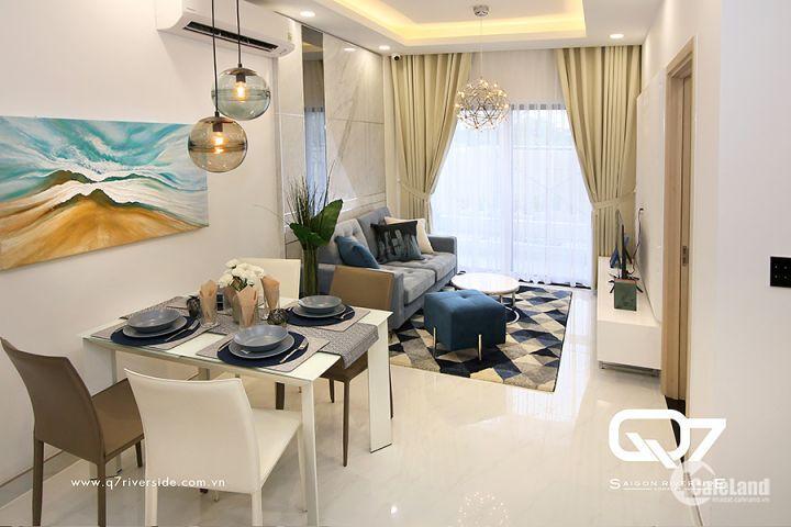 20 suất nội bộ căn hộ Q7 Sài Gòn Riverside Đào Trí 1,9 tỷ, trả chậm 2 năm 0% LS