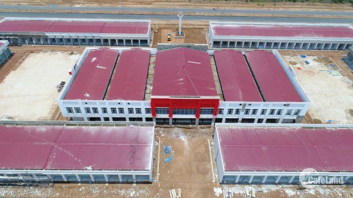 Mặt bằng kinh doanh, MT đường 60m sân bay Long Thành, giá từ 69tr/nền trả góp 0% CK 5% + 3 chỉ vàng