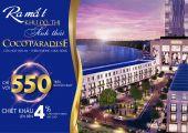 Nhất Nam Land mở bán phân khu CoCo Paradise, thuộc siêu dự án Sentosa Riverside giai đoạn 2