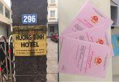 Cần bán gấp khách sạn tại QL3 Phổ Yên, Thái Nguyên. Diện tích: 1,400m2. Giá:13 tỷ.