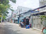 Bán gấp nhà phố 1 lầu mặt tiền hẻm nhựa 6m đường Lâm Văn Bền, P. Tân Kiểng, Quận 7.