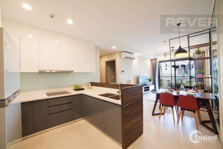 Cho thuê căn hộ The Gold View Quận 4. Giá tốt nhất, căn 2PN 14 tr/th.