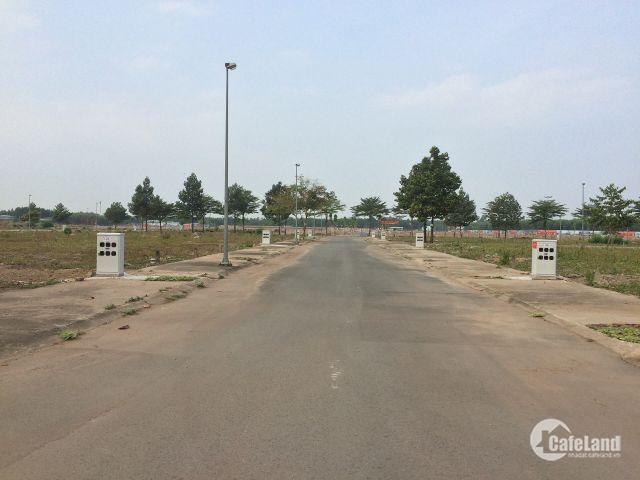 Cơ hội vàng đầu tư đất nền giá rẻ mặt tiền đường 60m sân bay Long Thành