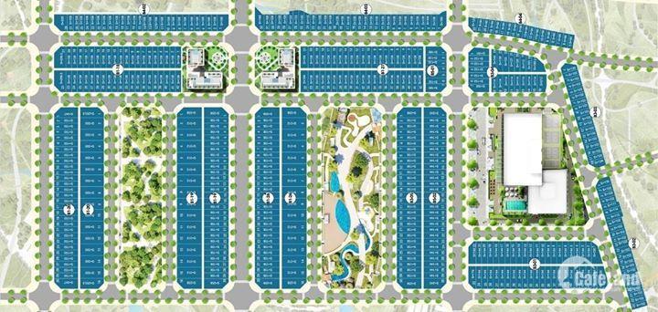 Bán 5 lô liền kề dự án Hội An Green Villages