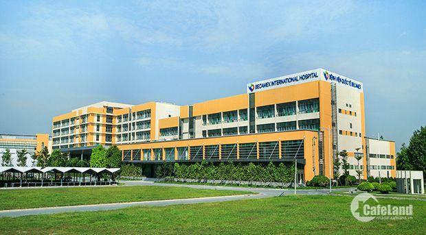 Bán đất khu dân cư Hưng Định đường rộng 20m giá 17tr/m2, SHR - 0932742579
