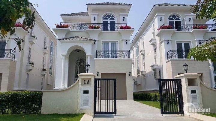 Biệt thự Happy Villa Bến Lức, mở bán block mới giá chỉ 1 tỷ8/căn