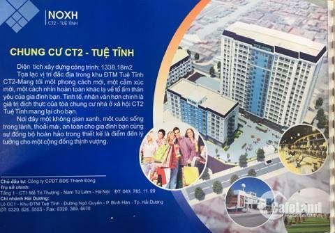 bán chung cư 16 tầng - CT2 khu ĐTM Tuệ Tĩnh ---